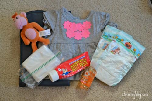 Baby Plane Diaper Bag