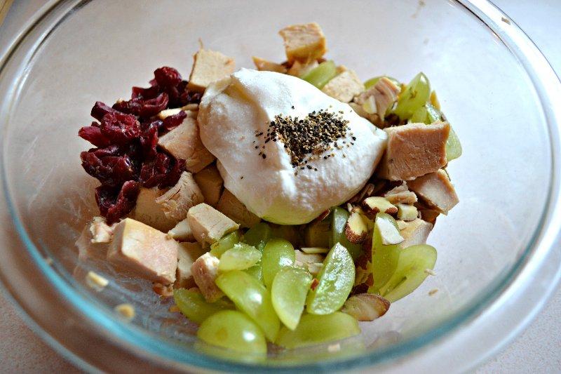 Healthy Chicken Salad Recipe Ct Mommy Blog