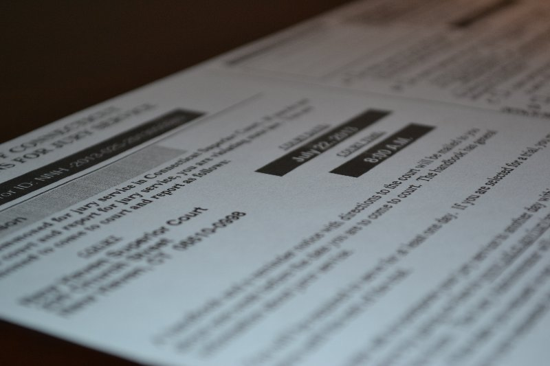 Letter To Get Out Of Jury Duty from ctmommyblog.com