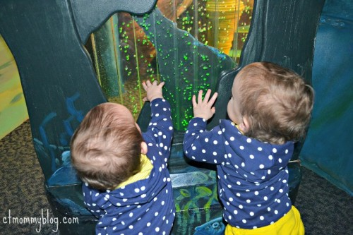 Toddler Sea Cave at Kid City Children's Museum
