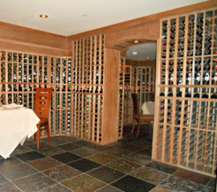 Mountain View Grand Resort Wine Cellar