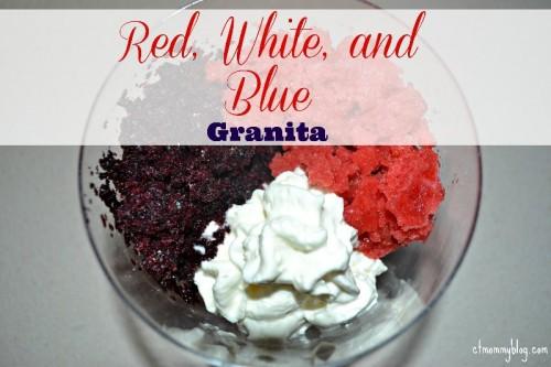 4th of July Granita