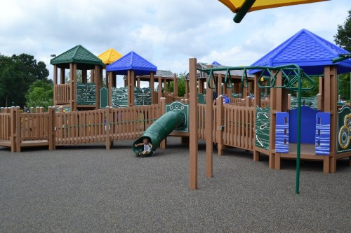 Hamden CT Playground
