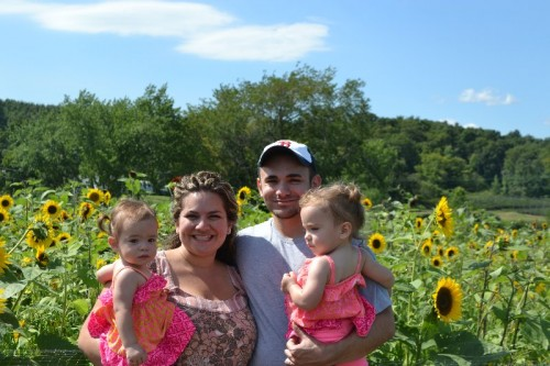 Lyman Orchards Sunflower Maze