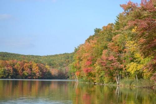 Fall Foliage in CT