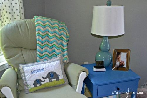 Safari Theme Nursery