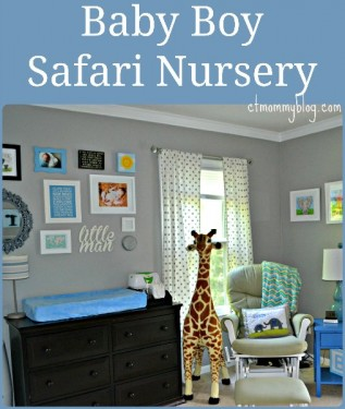 Gray Boy Nursery