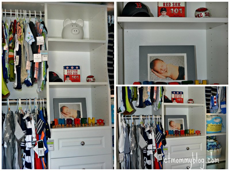 Attractive Baby Boy Closet
