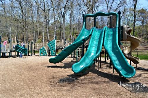 Hubbard Park Meriden CT