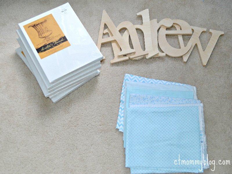 Nursery Letters