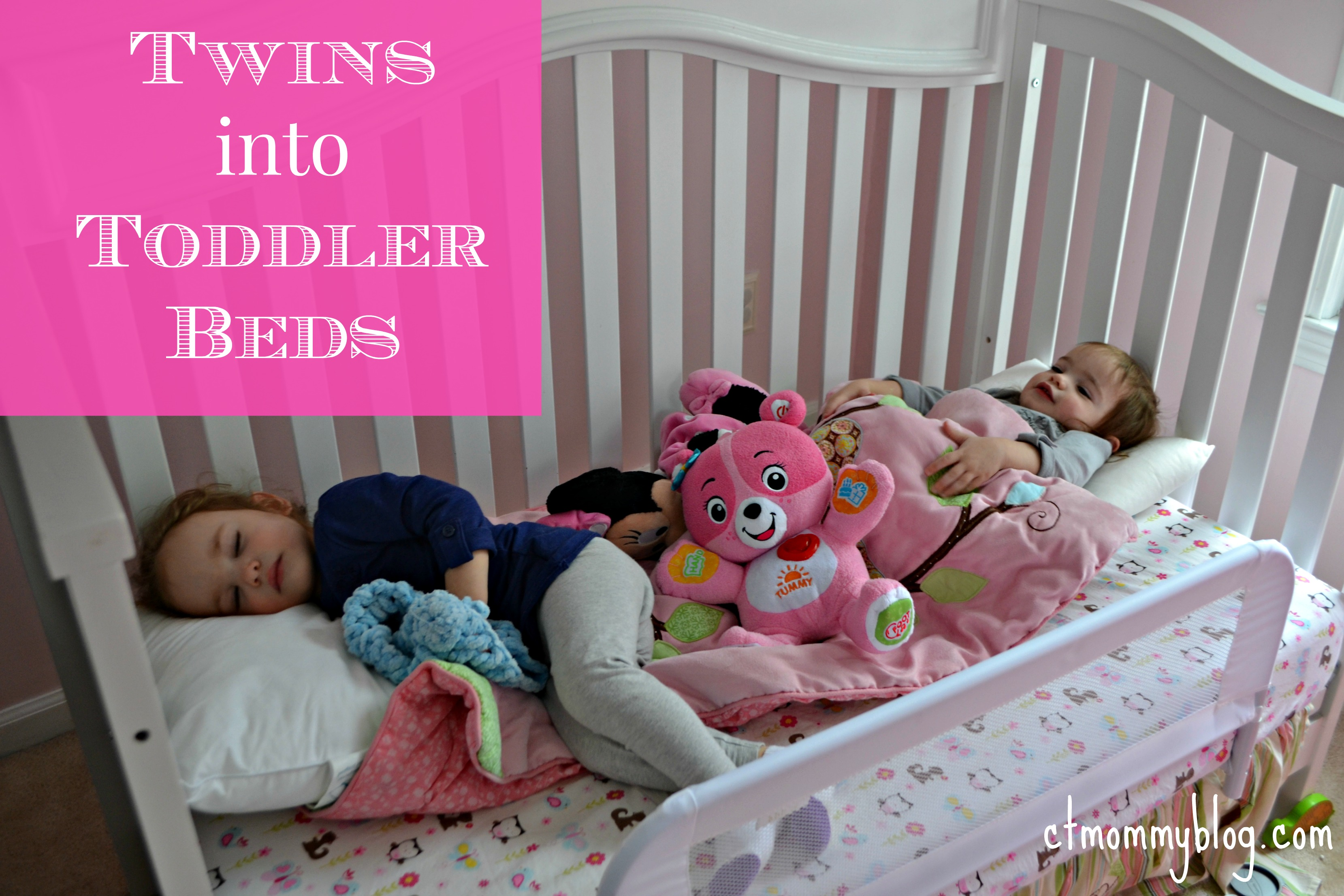 Moving From Toddler Bed To Twin Bed