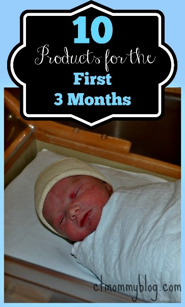 Baby Products for first 3 Months