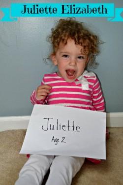 Juliette Elizabeth