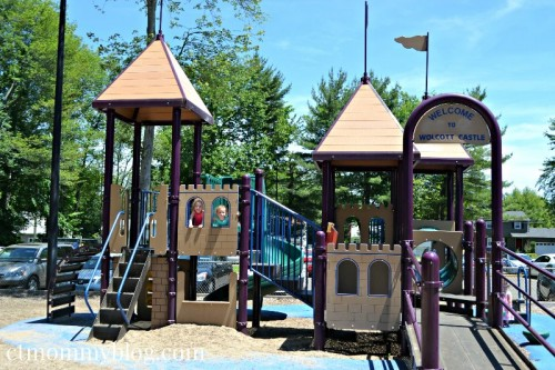 Wolcott Playground, West Hartford, CT
