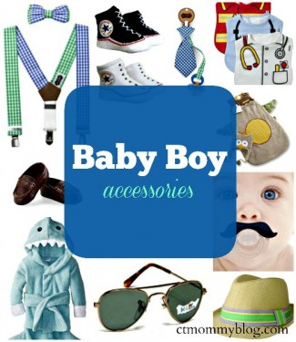 Baby Boy Fashion Accessories