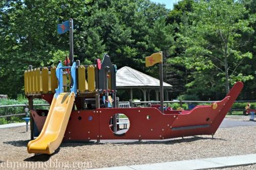 Bruce Park Toddler Playground