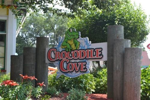 Crocodile Cove Lake Compounce