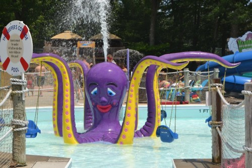 Lake Compounce Water rides for kids