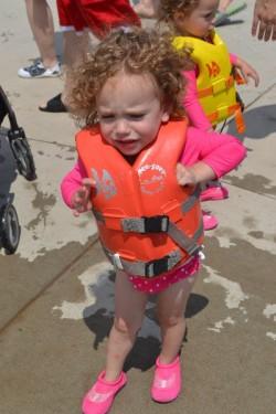Bring life vest to Bayou Bay