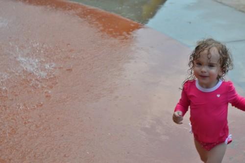 Splash Pad in CT