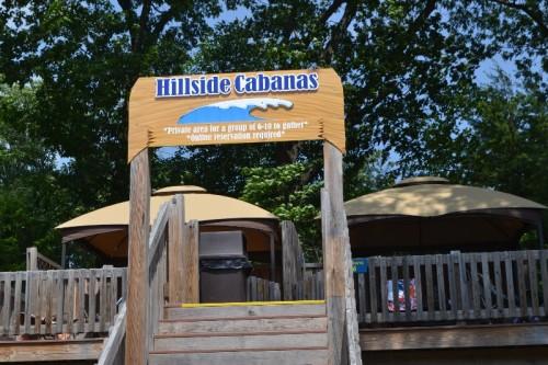 VIP Cabana Rentals