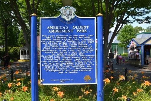America's Oldest Amusement Parl