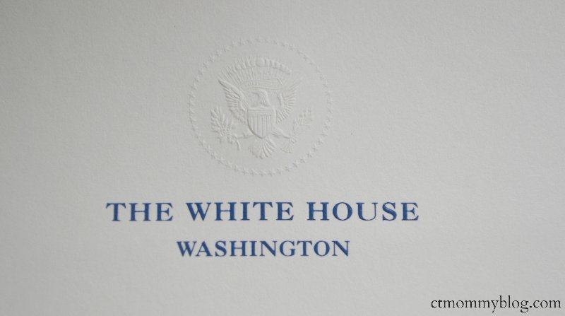 Send a Birth Announcement to the White House – When to Send Birth Announcements