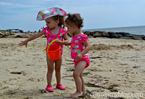 Toddlers in Cape Cod