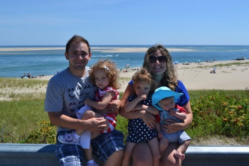 Cape Cod Family Vacation