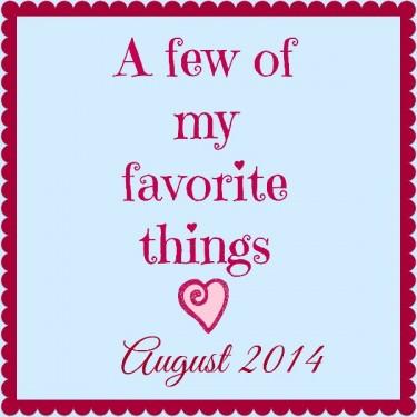 Love List August 2014