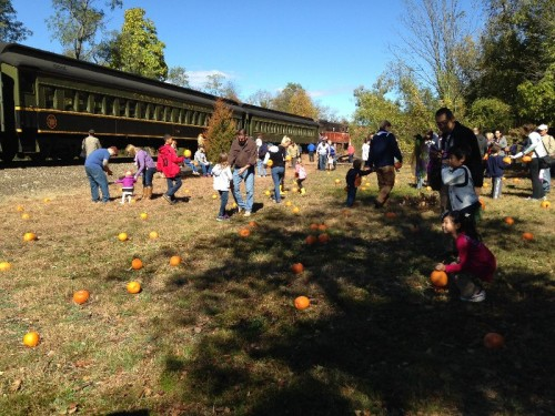 Naugatuck Railroad Pumpkin Train (35)