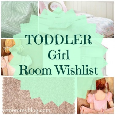 Big Girl Room Wishlist