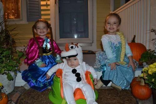 Frozen Costumes 2014