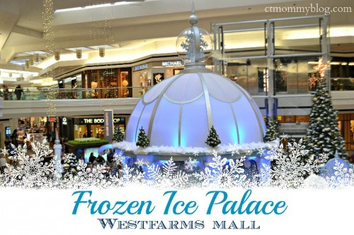 Westfarms Mall Frozen Ice Palace