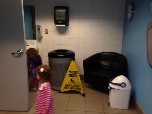 Family Bathroom IKEA