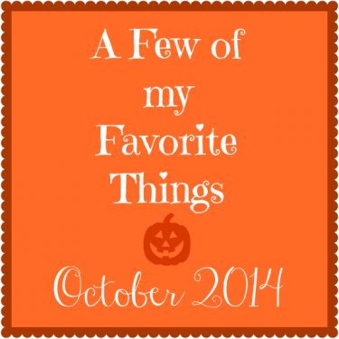 Love List October 2014