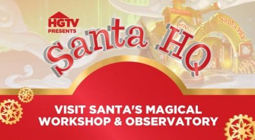 Santa HQ Danbury CT