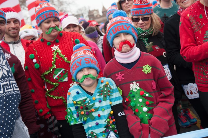 Ugly Sweater Run in Hartford, CT (and Free Tickets!) | CT Mommy Blog
