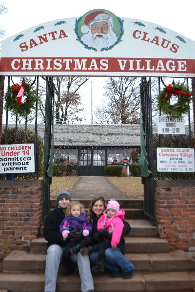 Santas Christmas Village CT
