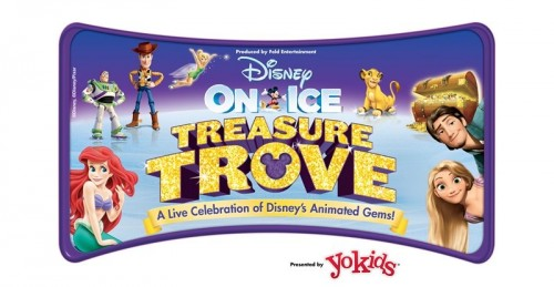 Disney on Ice Treasure Trove in CT Tickets