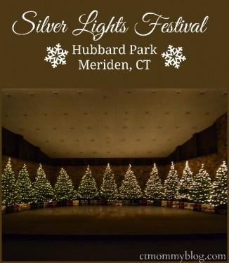 Hubbard Park's Silver Lights Festival