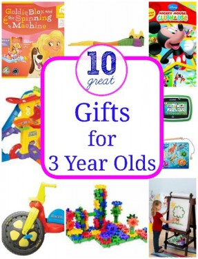 3rd Birthday Gifts