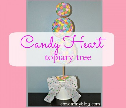 Candy Heart Tree