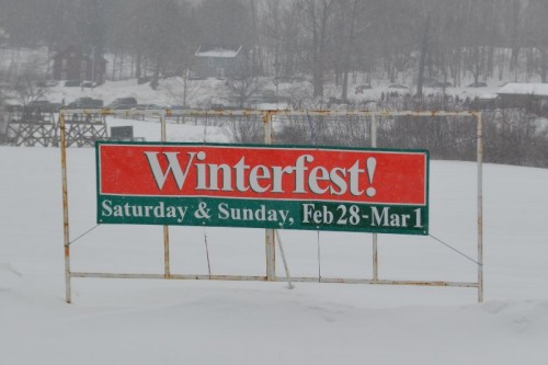 Winter Lyman Orchards CT