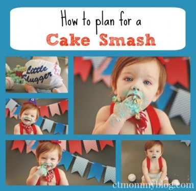 How to plan for a Cake Smash