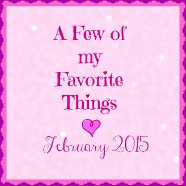 Love List February 2015