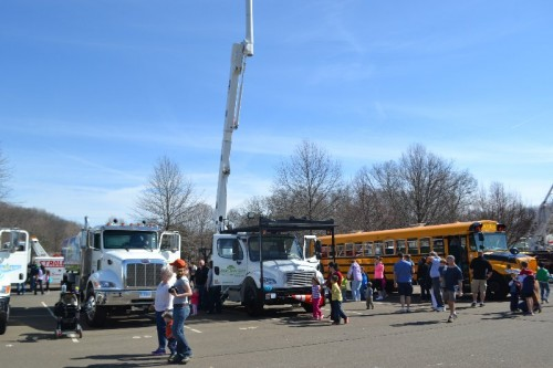 Touch-A-Truck in CT