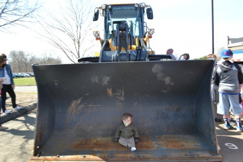 Touch-A-Truck in Cheshire, CT