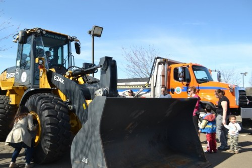 Touch-A-Truck in CT 2015