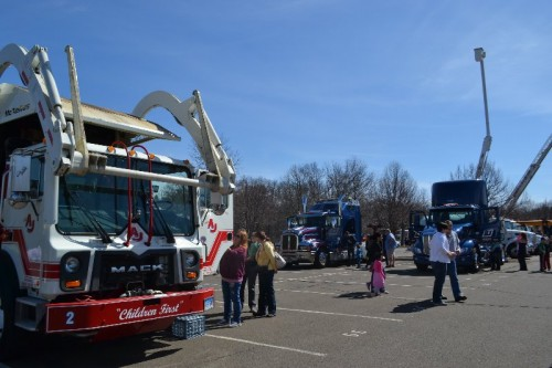 touch a truck 2015 ct